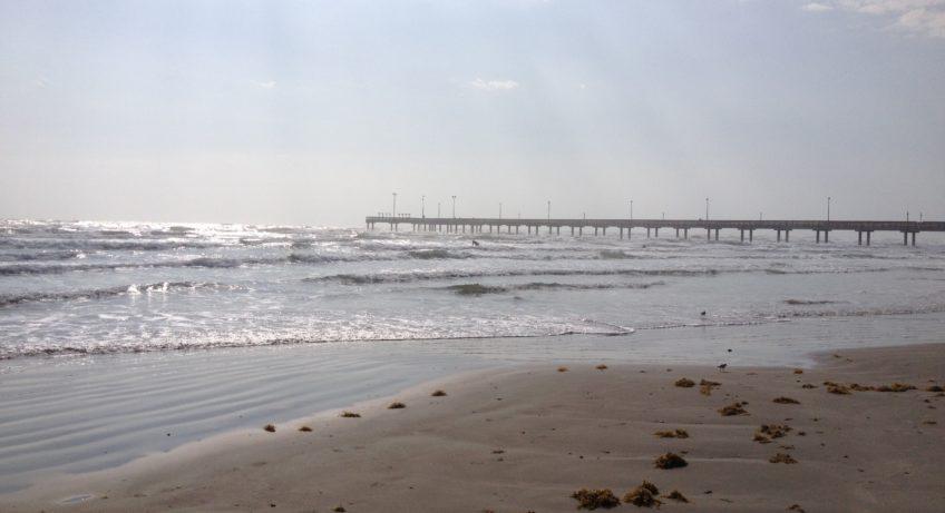 Beach in Port Aransas TX   www.portaransastex.com