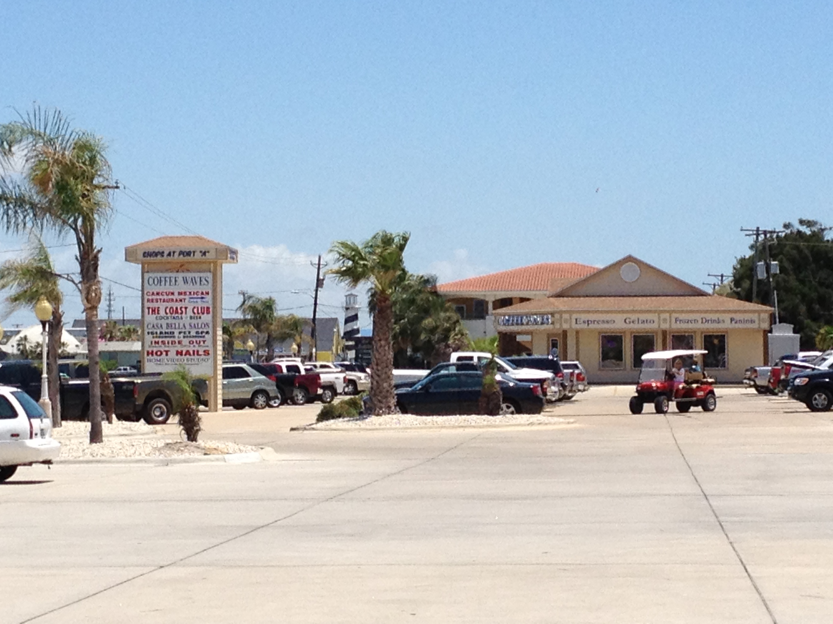 How to Get to Port Aransas by Car, Boat or Plane