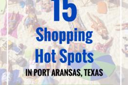 Shopping Hot Spots | Portaransastex.com
