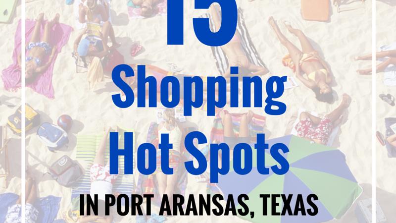 Shopping Hot Spots   Portaransastex.com