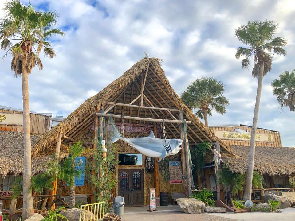 Moby Dick's in Port Aransas | www.portaransastex.com