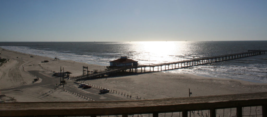 View from webcam at The Dunes Condominiums | www.portaransastex.com