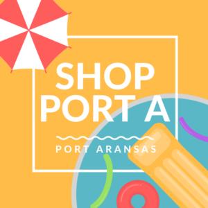 Shop Port Aransas Facebook Group | www.facebook.com/groups/shopportaransas