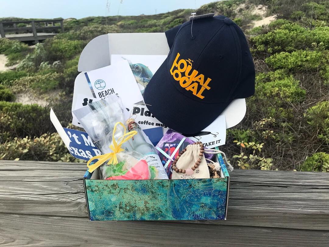 Get your CC BlissBox of local goodness | www.portaransastex.com