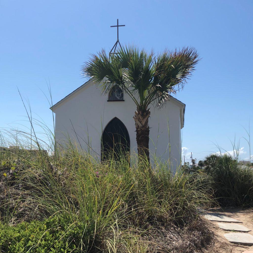 Chapel on the Dunes in Port Aransas | www.portaransastex.com