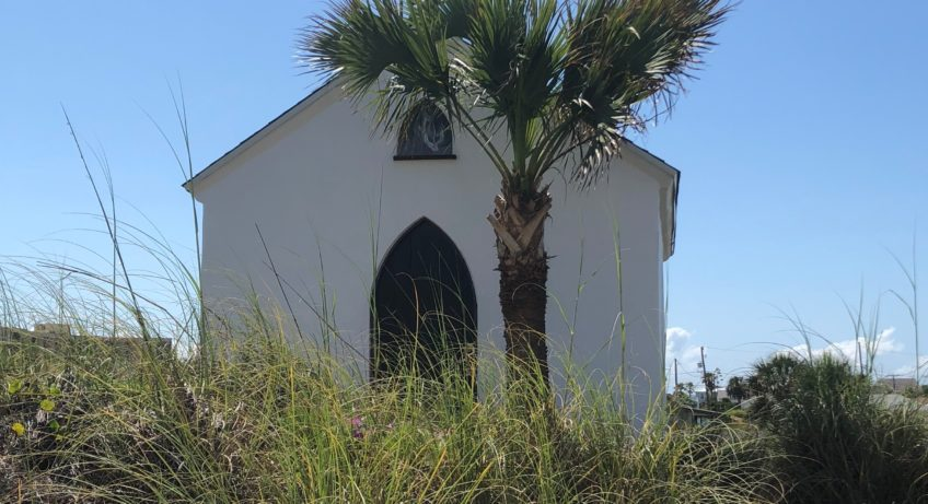 Chapel on the Dunes in Port Aransas | www.portaransastex.com