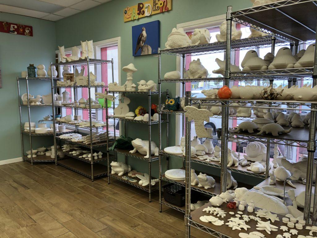 Fire It! Ceramics in Port Aransas TX | www.portaransastex.com