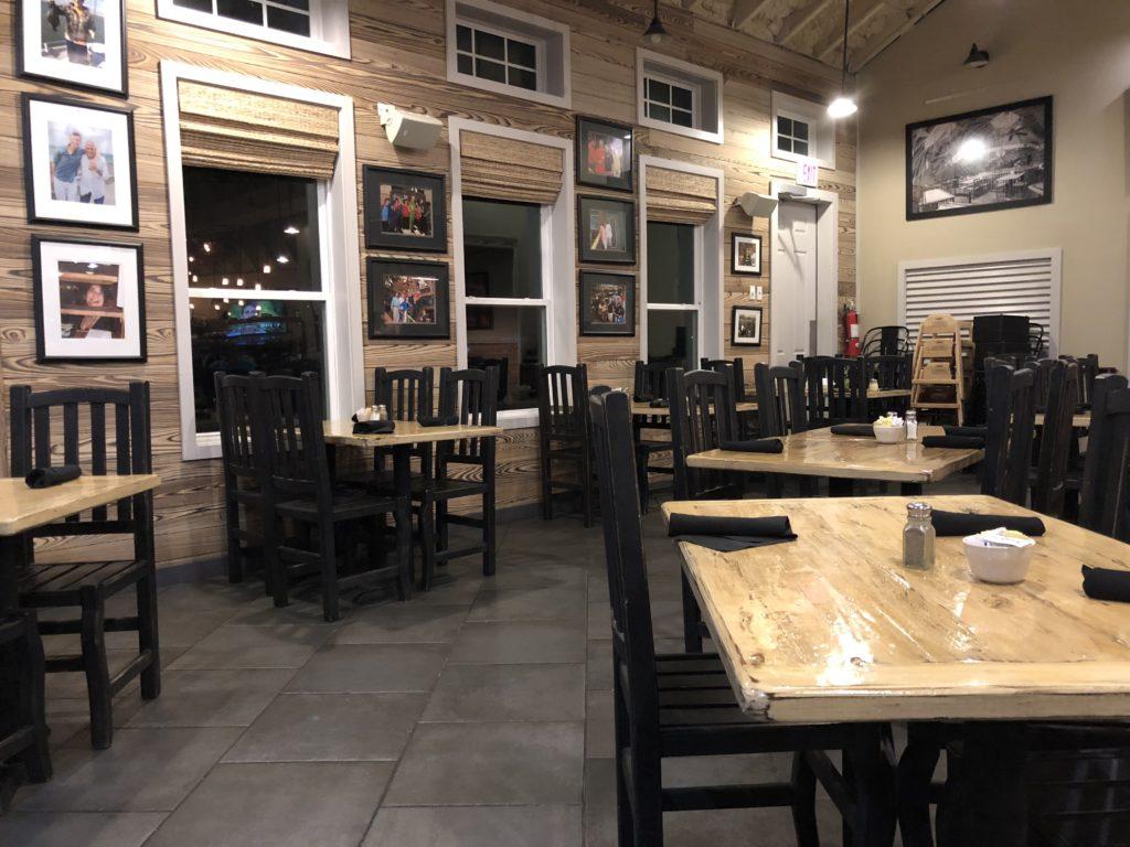 Jay's Seafood & Spaghetti Works in Port Aransas TX | www.portaransastex.com