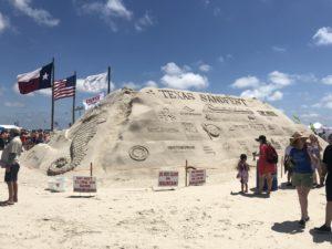 Texas Sandfest 2020 @ Port Aransas, TX