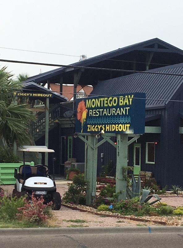 Montego Bay & Ziggy's Hideout | www.portaransastex.com