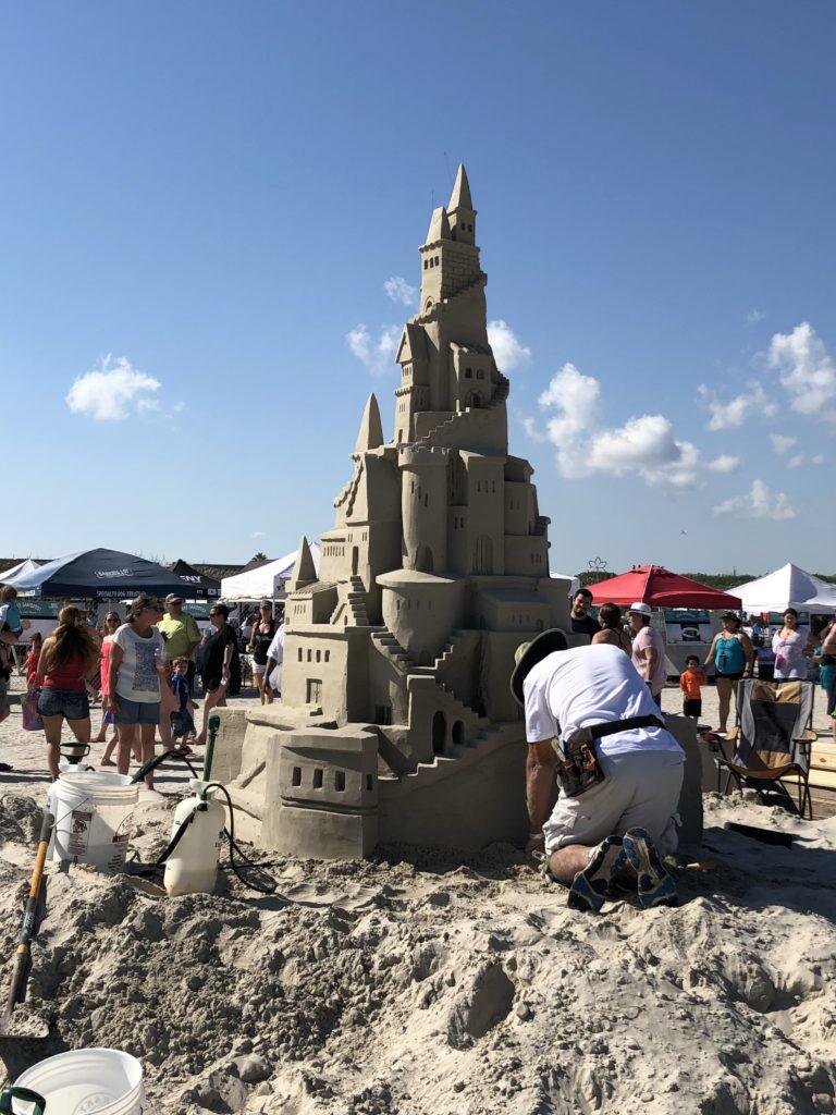 SandFest 2018 in Port Aransas   www.portaransastex.com
