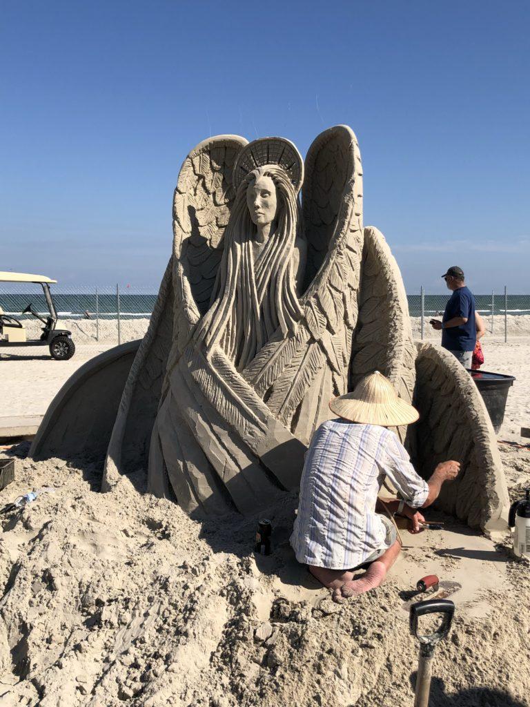 SandFest 2018 in Port Aransas | www.portaransastex.com