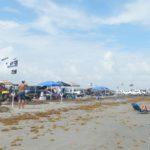 Beach in Port Aransas | www.portaransastex.com