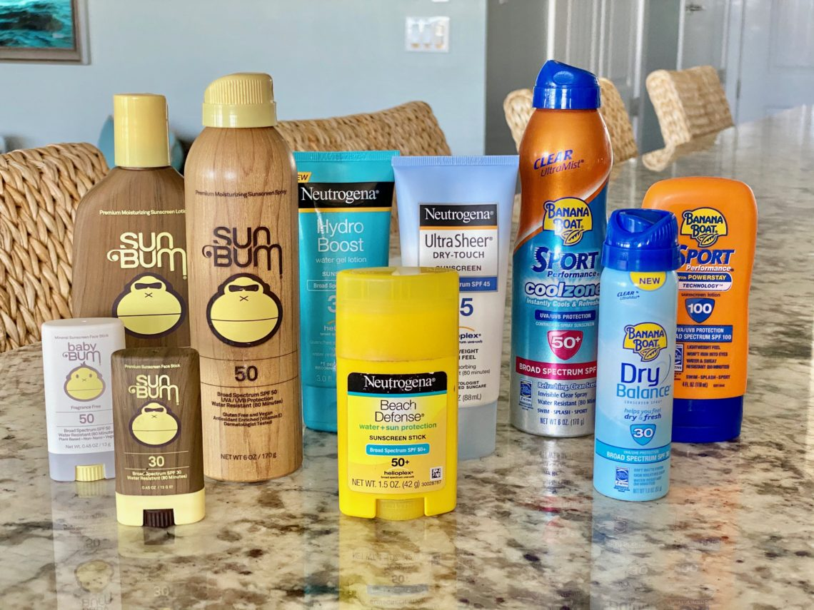 National Sunscreen Day | www.portaransastex.com