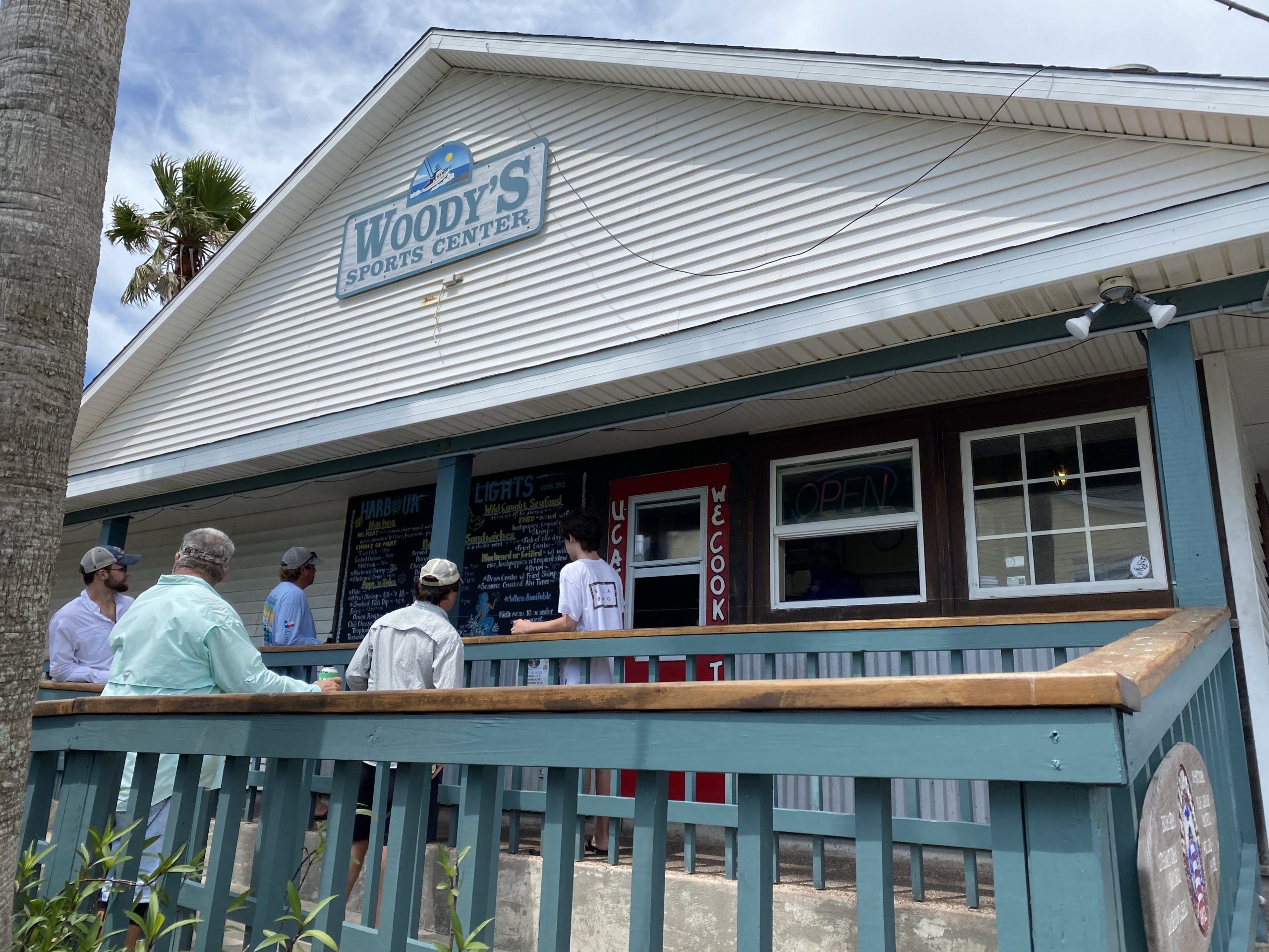 Harbor Lights Grill | Port Aransas Explorer