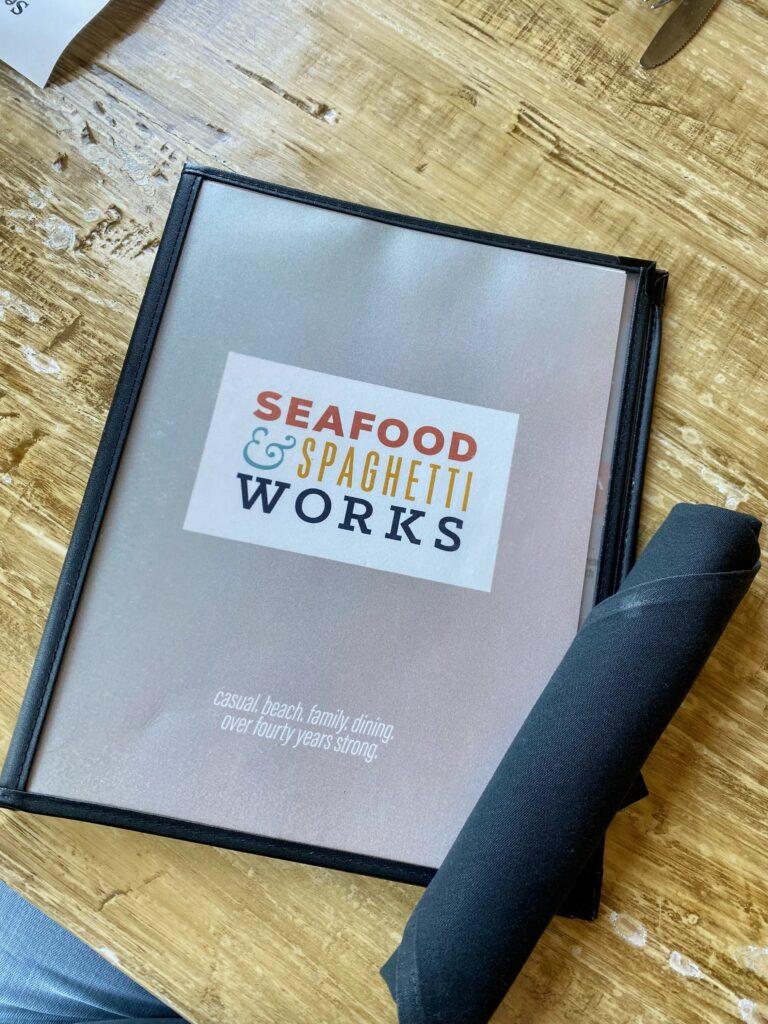 Seafood & Spaghetti Works   Port Aransas Explorer