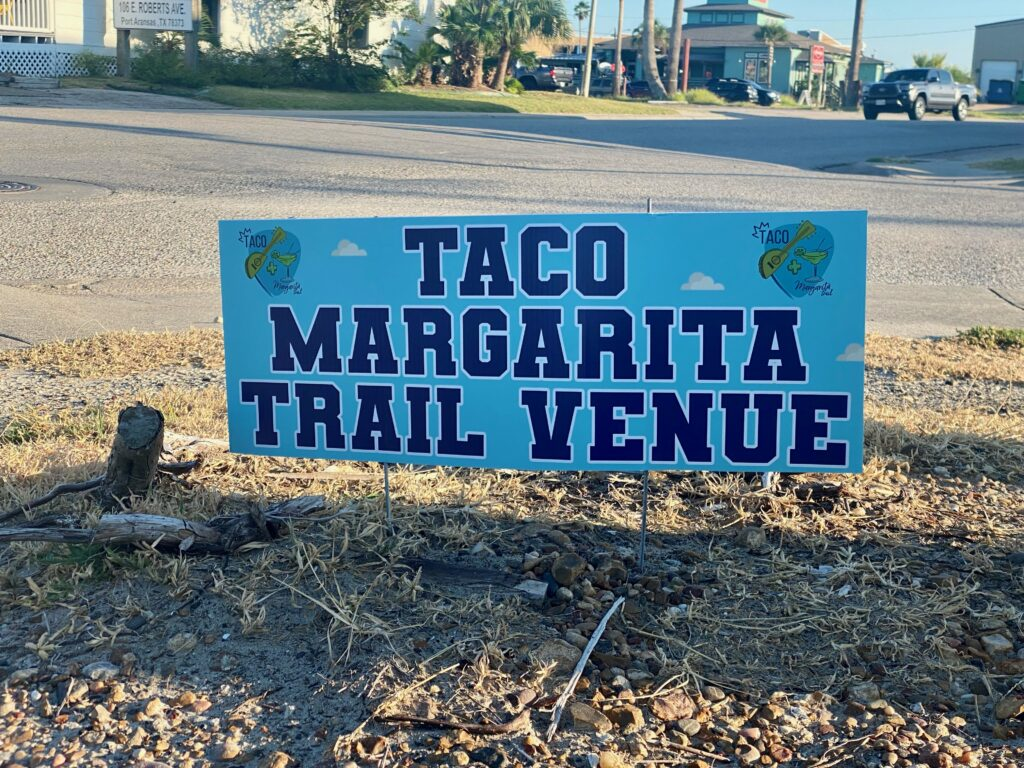 2021 Taco and Margarita Trail   Port Aransas Explorer