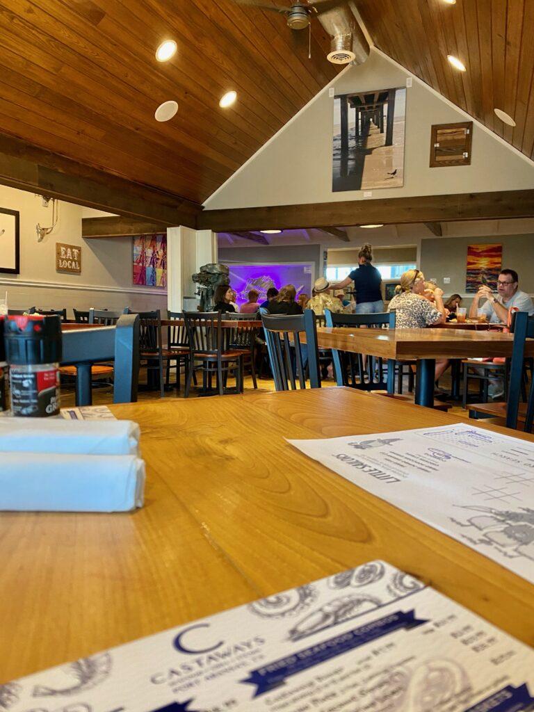 Castaway's Seafood & Grill   Port Aransas Explorer